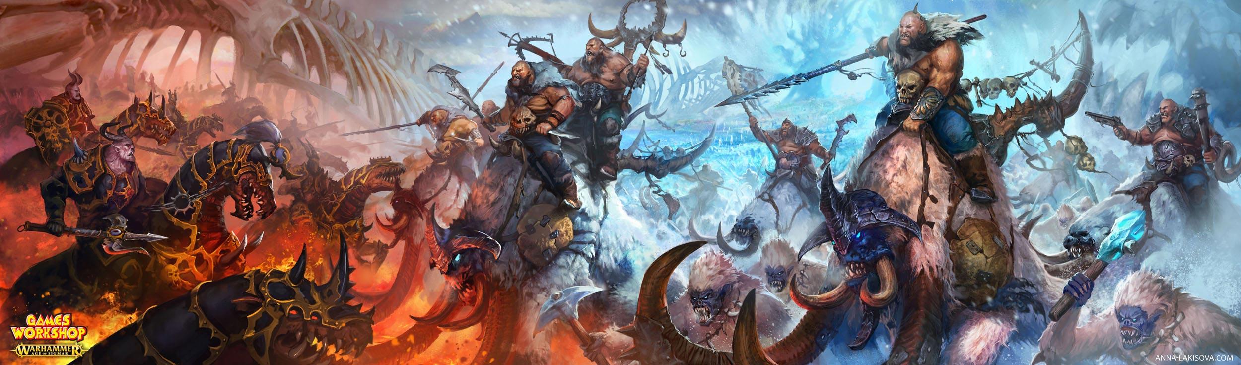 Alfrosten Varenguard Warhammer